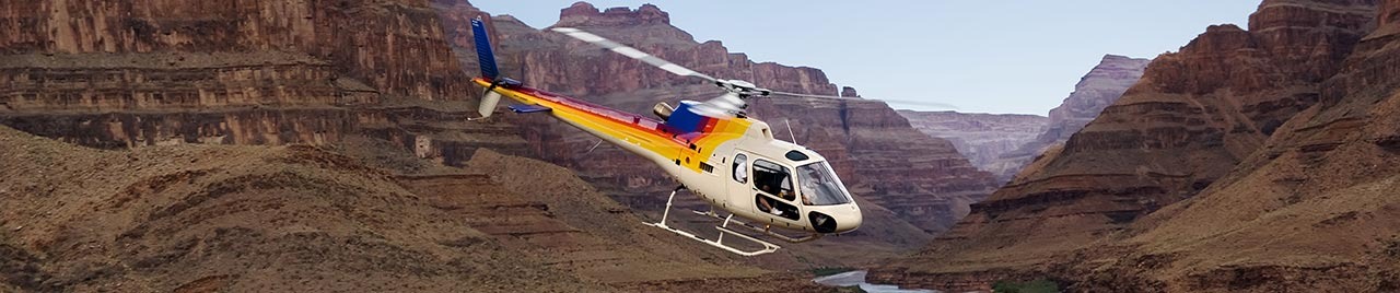 Grand Canyon West Rim Helicopter and Boat Ride
